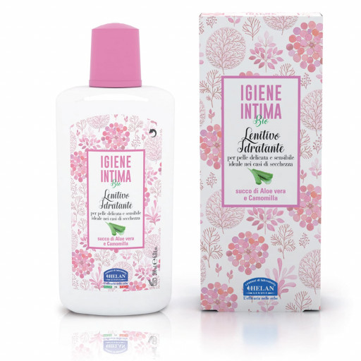 HELAN - Detergente intimo lenitivo idratante - Linea Igiene Intima Bio - 200ml