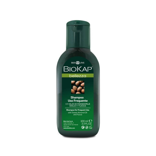 Shampoo uso frequente - Linea Biokap Bellezza - 100ml