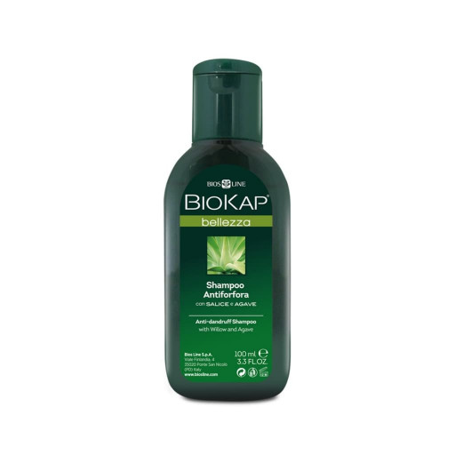 BIOS LINE  - Shampoo Antiforfora - Linea Biokap Bellezza - 100ml