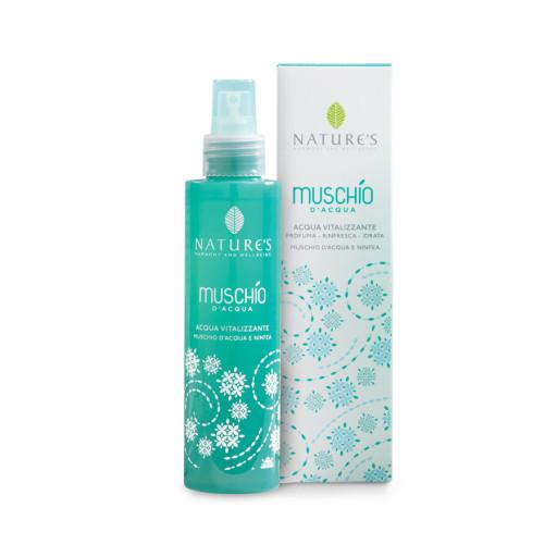 NATURE'S - Acqua Vitalizzante Muschio d'Acqua - 150ml