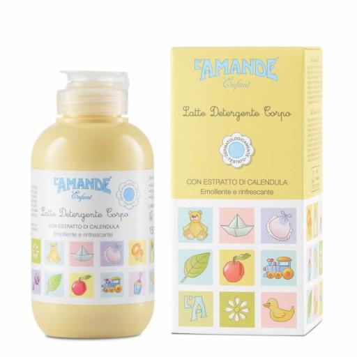L'AMANDE - Latte detergente corpo - Linea Enfant - 150ml