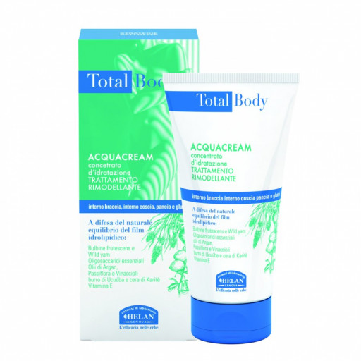 HELAN - Acquacream -Linea Total Body - 150ml