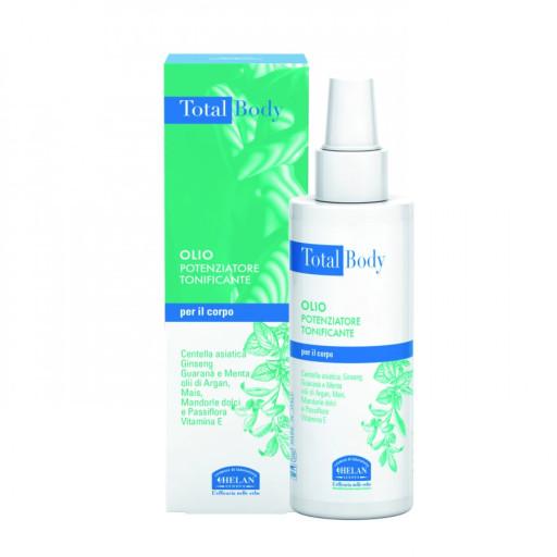 HELAN - Olio Potenziatore Tonificante - Linea Total Body - 125ml