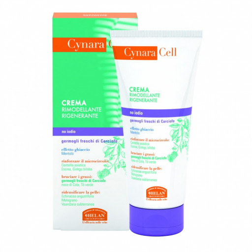 CynaraCell Crema Rimodellante Rigenerante - Linea Strategie Cellulite - 200ml