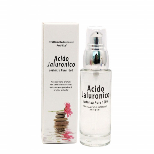NATURVITA - Acido Jaluronico - 30ml
