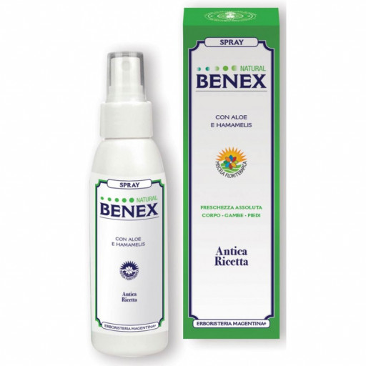 ERBORISTERIA MAGENTINA - Spray freddo Natural Benex - 100ml