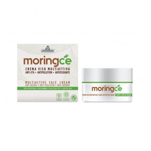 SPECCHIASOL - Crema Viso Multiattiva - Linea Moringcé - 50ml