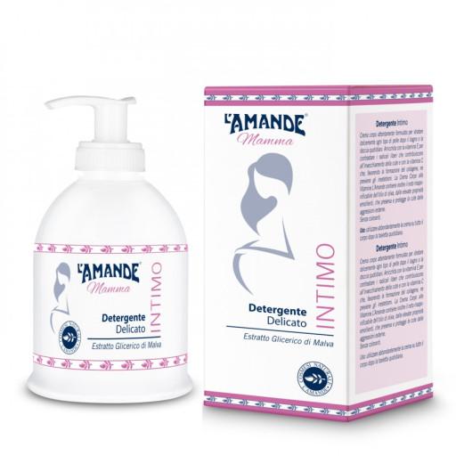 L'AMANDE - Detergente Delicato Intimo - Linea L'Amande Mamma - 250ml