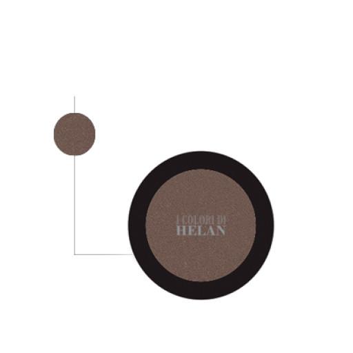 HELAN - Bio Ombretto Compatto Tabacco - Linea I Colori di Helan