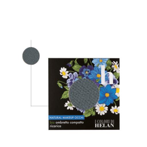 HELAN - Bio Ombretto Compatto ricarica Verdebosco - Linea I Colori di Helan