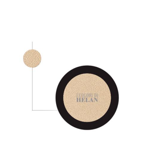HELAN - Bio Ombretto Compatto Champagne - Linea I Colori di Helan