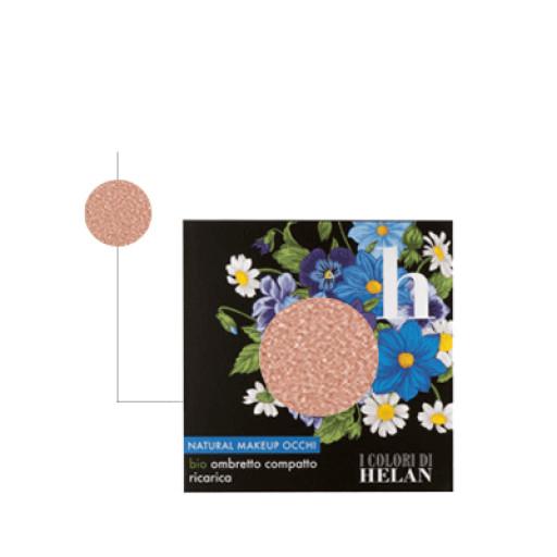 HELAN - Bio Ombretto Compatto ricarica Nude - Linea I Colori di Helan
