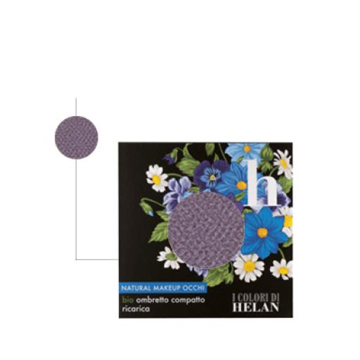 HELAN - Bio Ombretto Compatto ricarica Lavanda - Linea I Colori di Helan