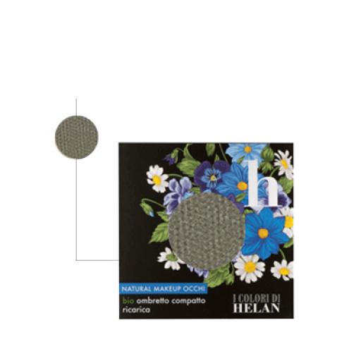 HELAN - Bio Ombretto Compatto ricarica Salvia - Linea I Colori di Helan