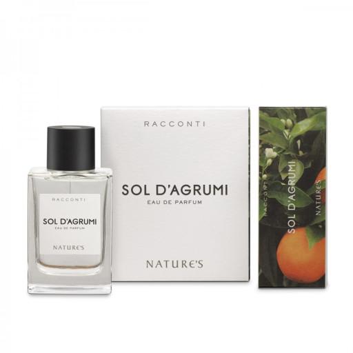 NATURE'S - Sol d'Agrumi - Eau de Parfum 75ml