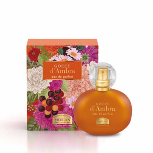 HELAN - Eau de Parfum - Linea Gocce d'Ambra - 50ml