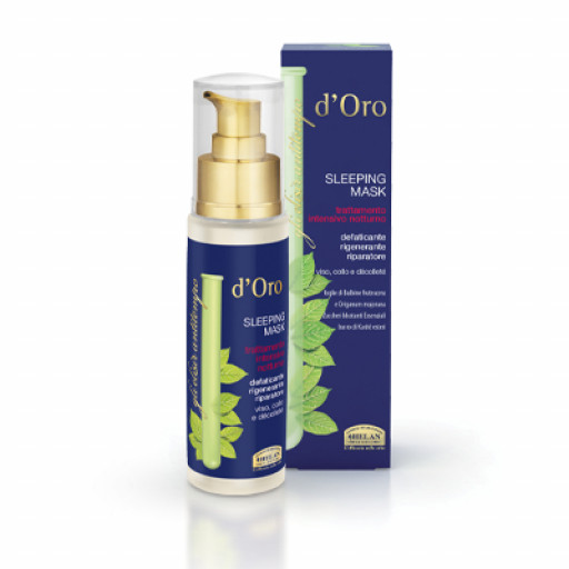 HELAN - Sleeping Mask - Linea d'Oro - 50ml