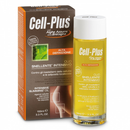 BIOS LINE  - Olio Snellente Intensivo - Linea Cell Plus - 100ml