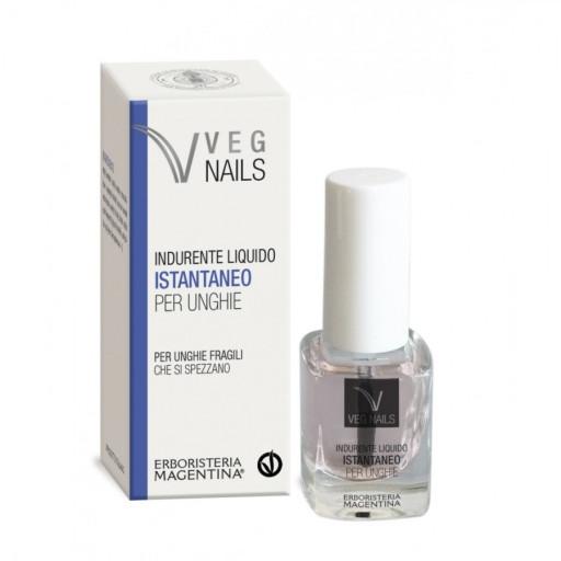 Indurente Liquido Istantaneo per Unghie - Linea Veg Nails - 10ml