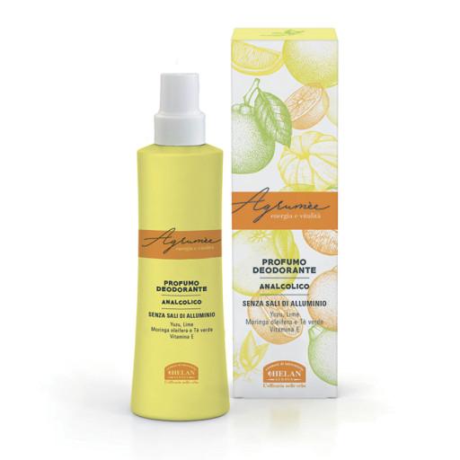 HELAN - Profumo Deodorante Analcolico - Linea Agrumèe - 100ml