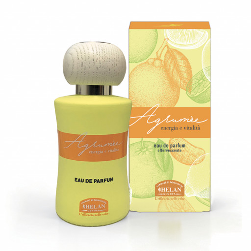 HELAN - Eau de Parfum - Linea Agrumèe - 50ml