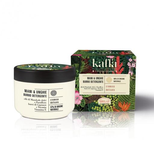 HELAN - Burro Detergente Mani & Unghie - Linea Kaffa - 40ml