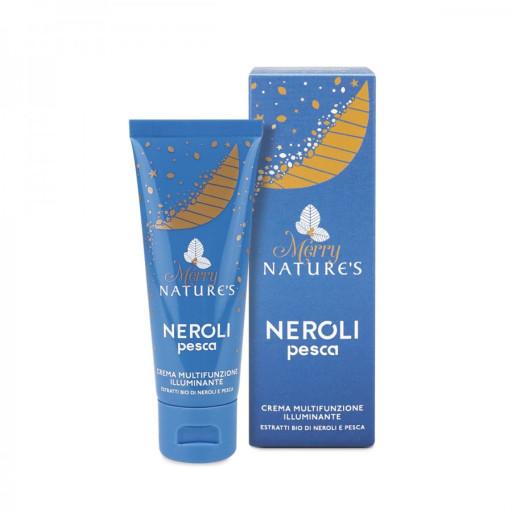 NATURE'S - Crema Multifunzione Neroli Pesca - 75ml