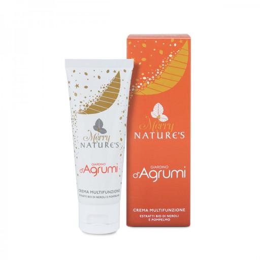 NATURE'S - Crema Multifunzione Giardino d'Agrumi - 75ml