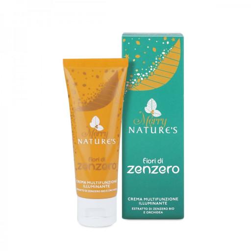 NATURE'S - Crema Multifunzione Fiori di Zenzero - 75ml