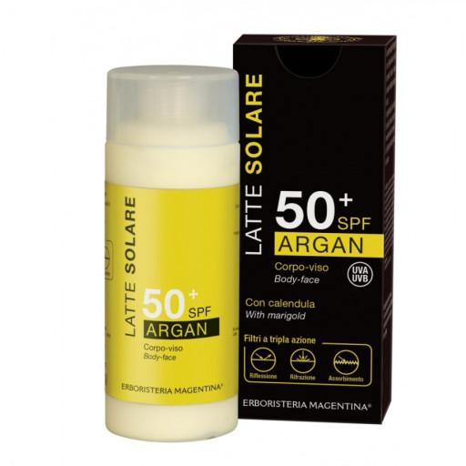 Latte Solare Viso e Corpo SPF 50+ - 125ml
