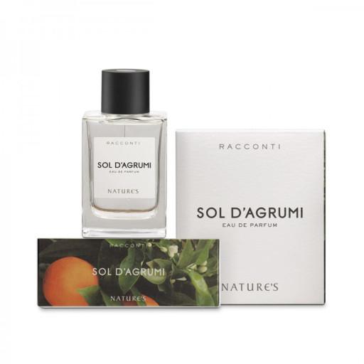 NATURE'S - Sol d'Agrumi - Eau de Parfum 30ml