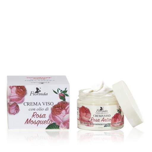 FLORINDA - Crema Viso Rosa Antica - 50ml