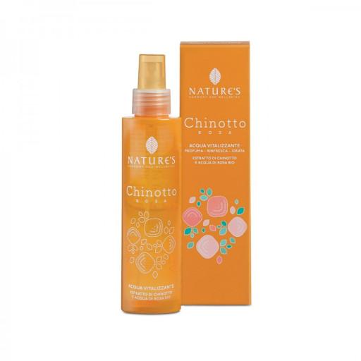NATURE'S - Acqua Vitalizzante Chinotto Rosa - 150ml