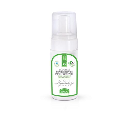Mousse Detergente Purificante Mani - 100ml
