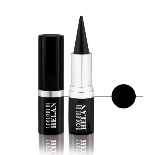 HELAN - Bio Kajal Indiano in stick - Nero profondo - 4ml