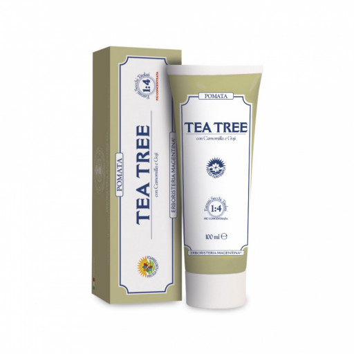 ERBORISTERIA MAGENTINA - Tea Tree Pomata - 100ml