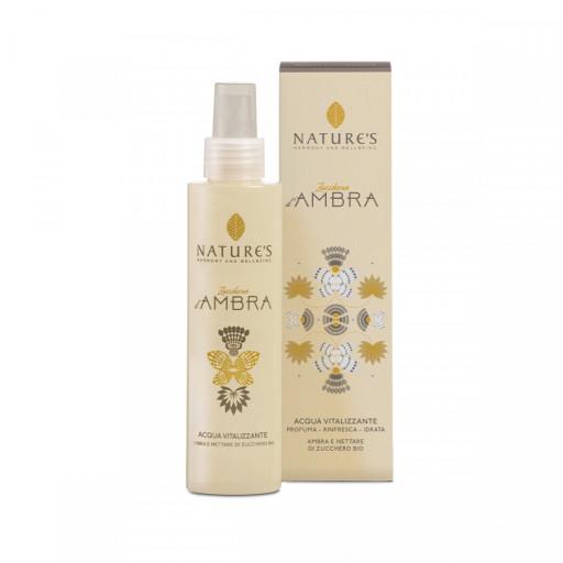 NATURE'S - Acqua Vitalizzante Zucchero d'Ambra - 150ml