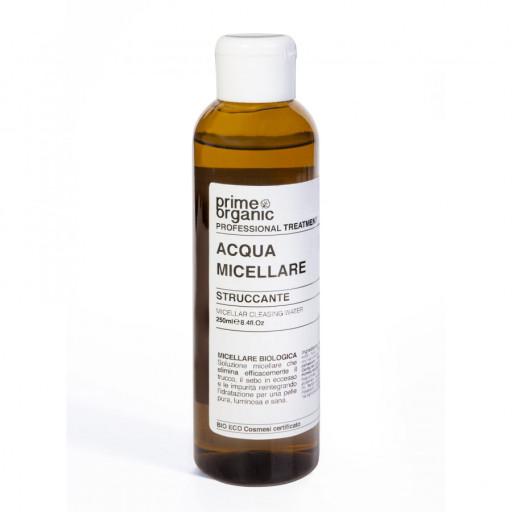 PRIME ORGANIC - Acqua Micellare Struccante - 250ml
