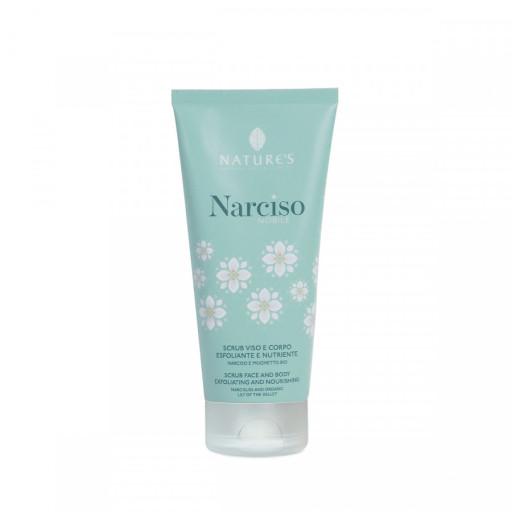 NATURE'S - Scrub viso e corpo - Linea Narciso Nobile - 190g