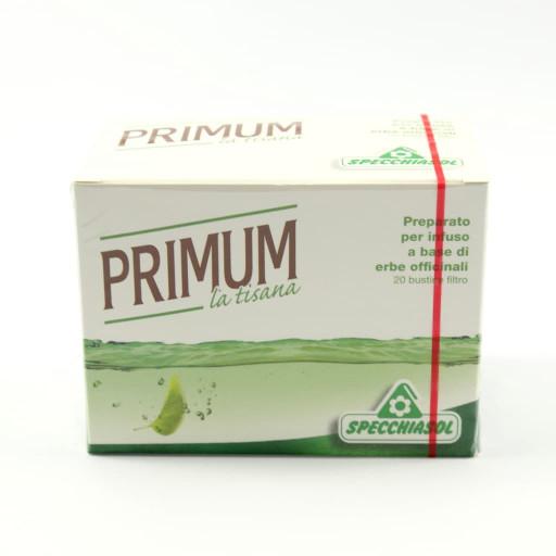 SPECCHIASOL - Primum La Tisana - 20 bustine filtro