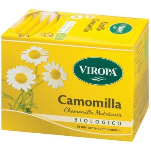 VIROPA - Camomilla - 15 filtri