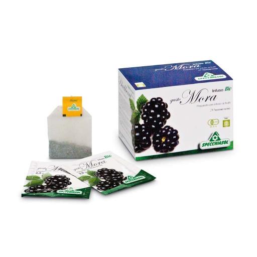 Mora - Infuso biologico - 20 bustine filtro