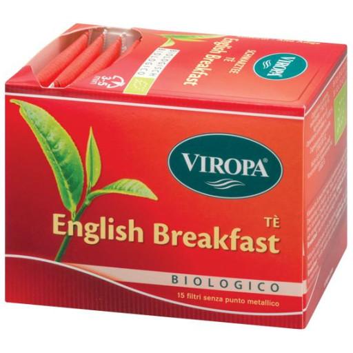 Tè english breakfast - 15 filtri