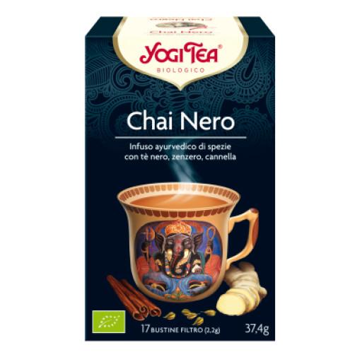 Tè Spezianto Nero Chai - 17 bustine