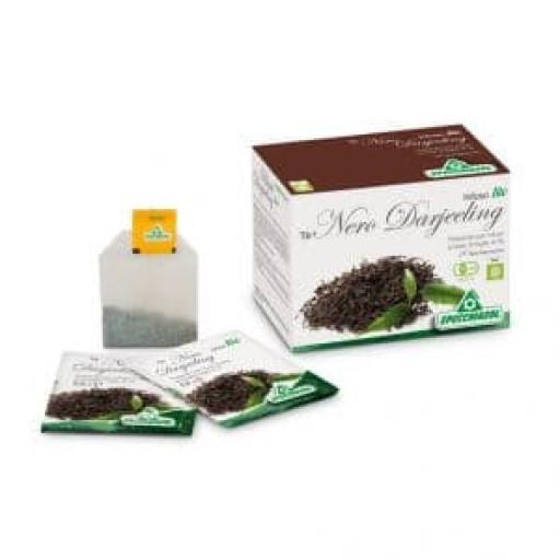 Tè nero darjeeling - 20 bustine filtro