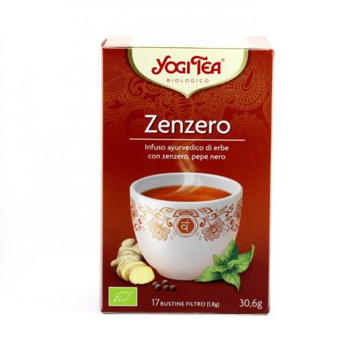 YOGI TEA - Infuso allo Zenzero - 17 filtri