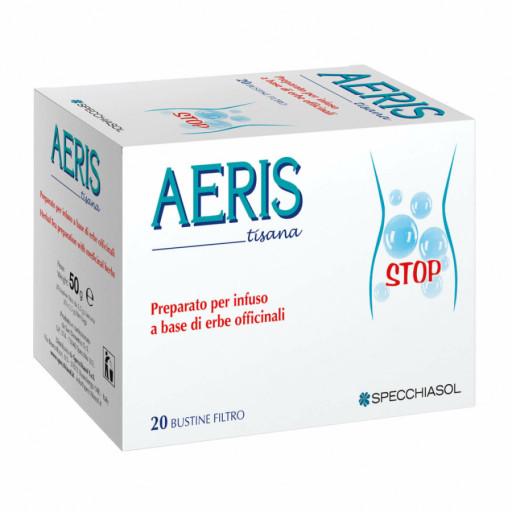SPECCHIASOL - Aeris tisana - 20 bustine filtro