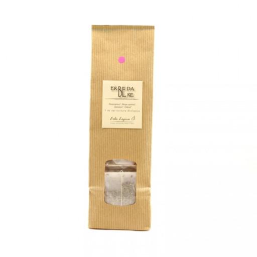 ERBA LOGICA - Erbe da bere - pallino fuxia - 15 filtri