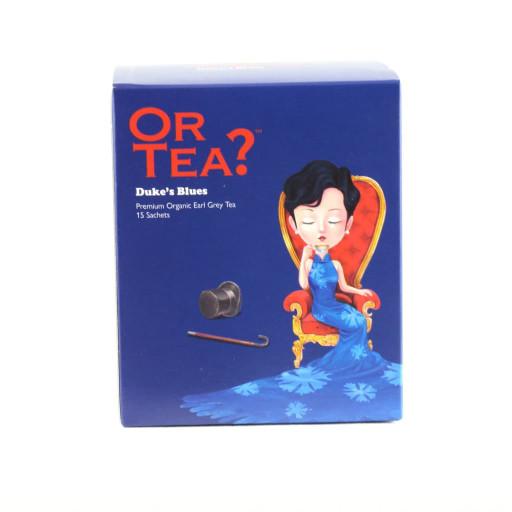 OR TEA? - Duke's Blues - 15 filtri