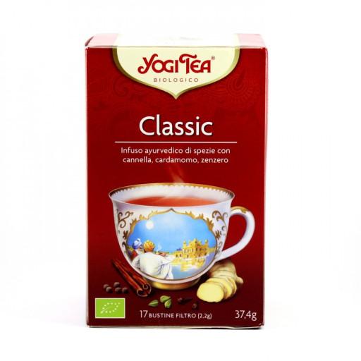 YOGI TEA - Classic - 17 bustine filtro